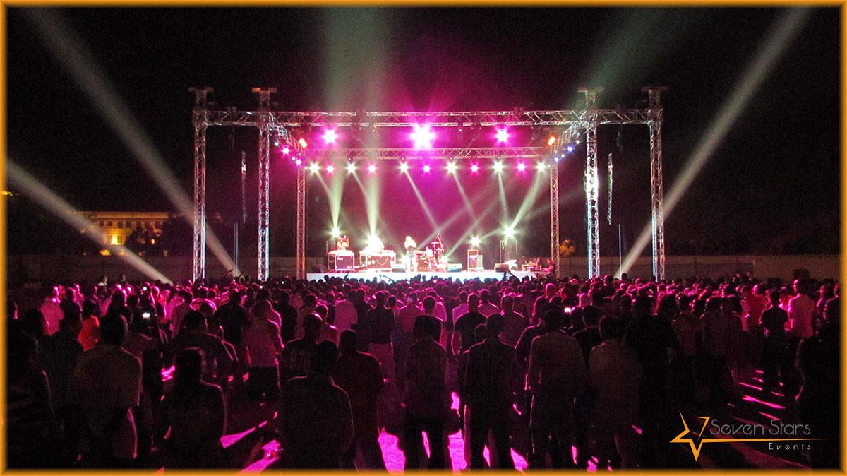DJibouti – Concert
