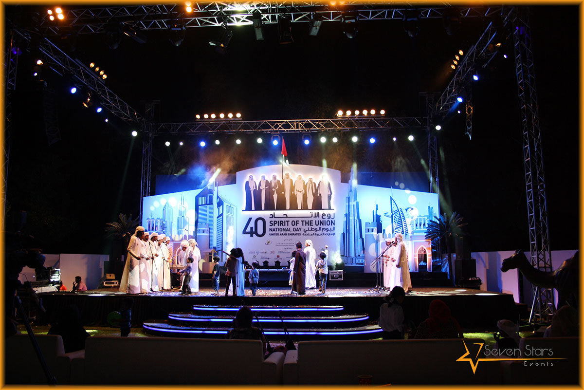 National Day 40 – Dubai