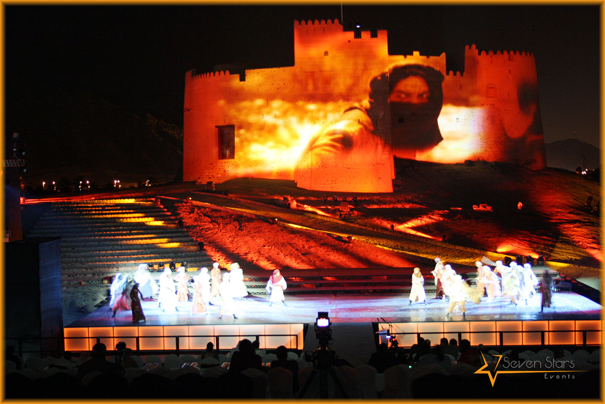 Monodrama Festival 2012 – Al Fujairah Fort